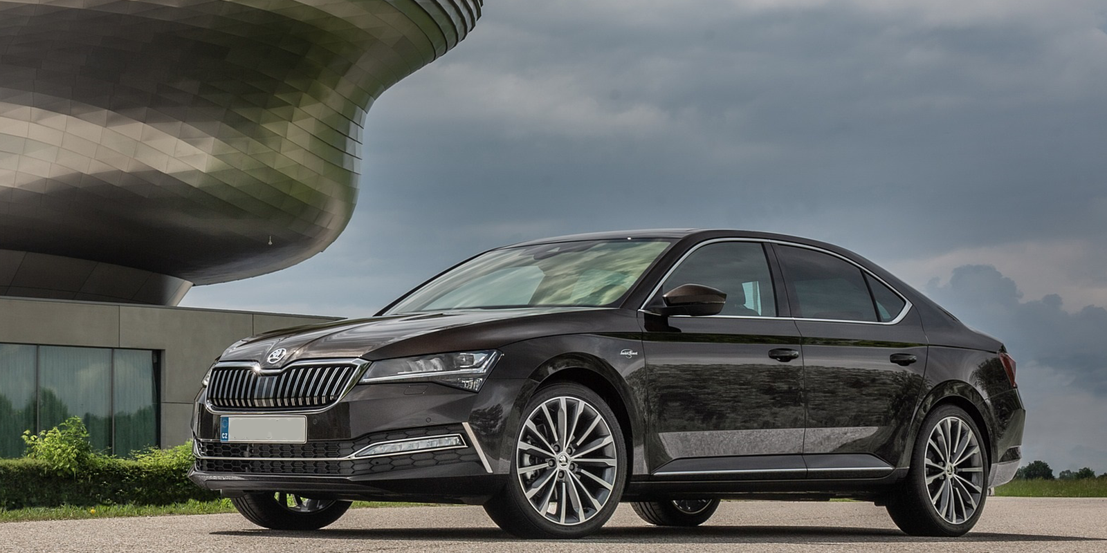 ŠKODA SUPERB 3